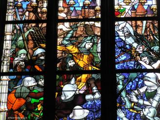 Juana de Arco luchadora