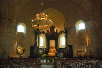Una capilla francesa en la que encontré a Dios