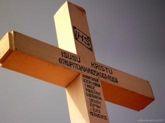 Coge tu cruz y sígueme