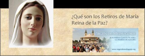 Retiros de María Reina de la Paz