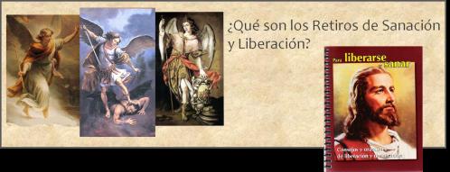 Retiros de Sanación y Liberación