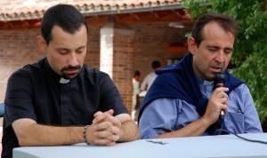 Mn Salvador y Mn Ignasi Condal