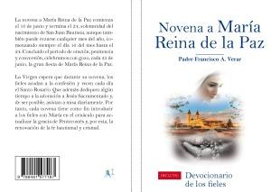 Novena María Reina de la Paz